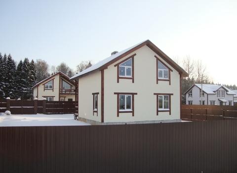 Продаётся новый дом 155 кв.м с участком 8 сот. в пос. Подосинки - Фото 4
