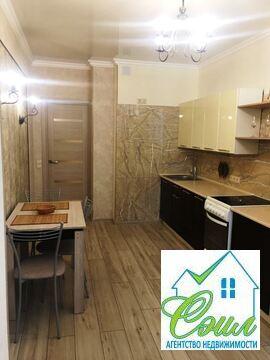 1-комнатная квартира 43 м2 ул. Вишневая Чехов - Фото 3
