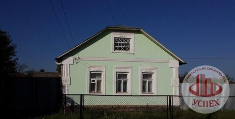Дом в д. Заборье на улице Конденсаторная на участке 9 сот. - Фото 1