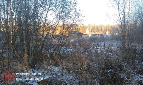 Продам участок. Выборг г, Светогорское шос. - Фото 1