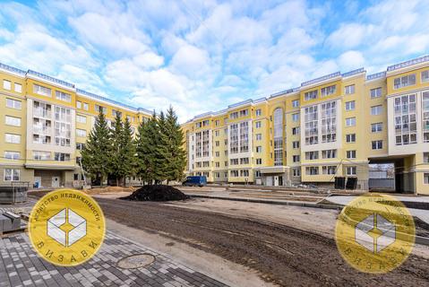 2к квартира 55 кв.м. Звенигород, центр, Почтовая 36, ЖК Центральный - Фото 5