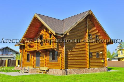 Истомино. Небольшой дом у леса со всеми коммуникациями, 66 км от МКАД. - Фото 3
