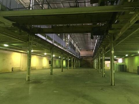 Сдам складское помещение 2975 кв.м, м. Площадь А. Невского I - Фото 2
