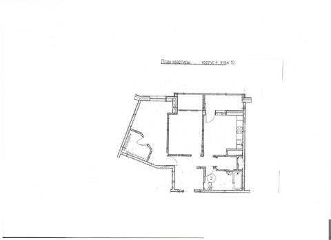 2-комнатная квартира г. Жуковский ул. Амет-хан Султана, д.15, корп. 4 - Фото 4