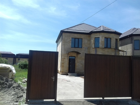 Готовый дом 140 м2.4 сот.Из дагестанского камня - Фото 5