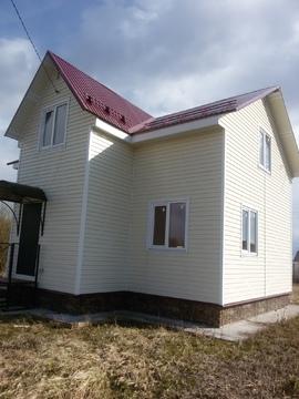 Дача СНТ Михалево с удобствами в доме. - Фото 2