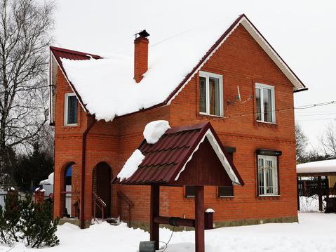 Уютный дом 90 кв.м. для круглогодичного проживания. Хорошая транспорт - Фото 1