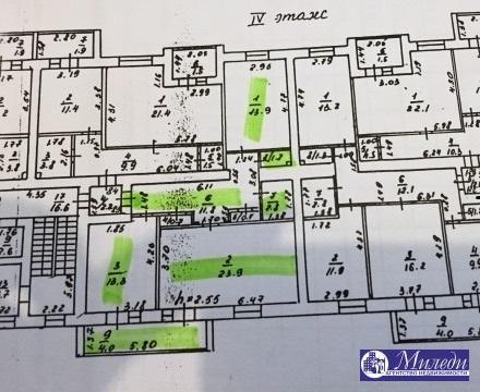 3 500 000 Руб., Продажа квартиры, Батайск, Северный массив микрорайон, Купить квартиру в Батайске по недорогой цене, ID объекта - 321171940 - Фото 1