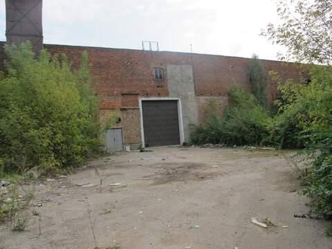 Продам производство от 7806 кв.м Богородицк - Фото 4