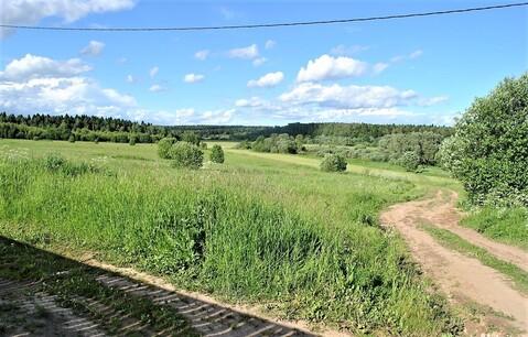 Участок 10 соток в д. Машково Боровский район рядом с рекой - Фото 4