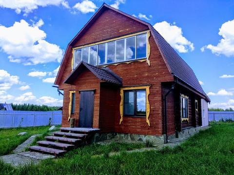 Судогодский р-он, Даниловка д, Даниловка, дом на продажу - Фото 1