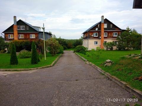 Дом 520 кв. м. д. Курлутовка Тульская область - Фото 1