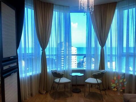 Трехкомнатная квартира с видом на море в Золотом треугольнике Сочи - Фото 2