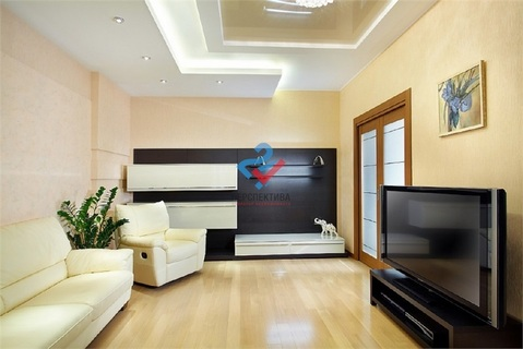 Квартира трехуровневая, 112,4 кв.м. в тихом и экологически чистом . - Фото 2