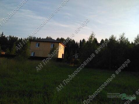 Дмитровское ш. 42 км от МКАД, Сурмино, Участок 11 сот. - Фото 1