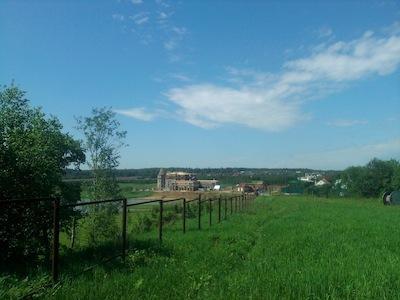 Прилесной участок с панорамными видами на рублёвке - Фото 2