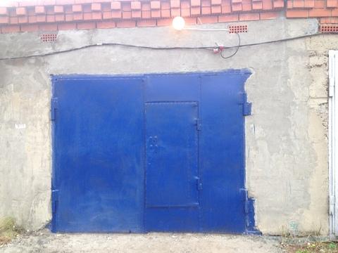Продается гараж. , Кемерово город, улица Марковцева 5 - Фото 1