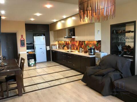 Элитная 3-комнатная в новом доме, Александровка - Фото 1