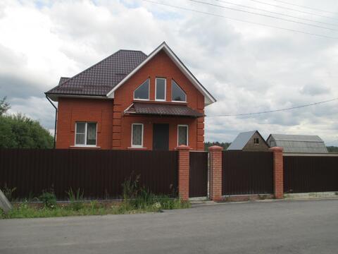 Дом новый кирпичный д Шувое 140м без отделки все коммуникации в доме - Фото 2