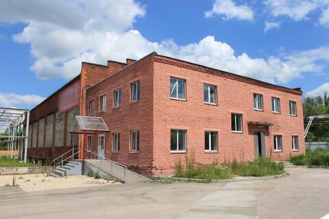 Сдам производственно - складское здание 1000 кв.м. - Фото 2