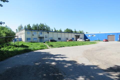 Производственно-складской комплекс Подольский район - Фото 1