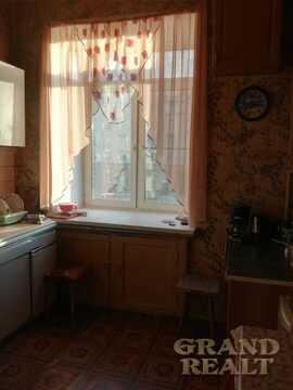 Изолированная комната в 4-х комнатной малонаселённой квартире - Фото 1