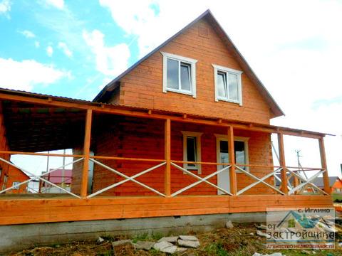Продается дом. , Иглино, Республика Башкортостан Иглинский район - Фото 2