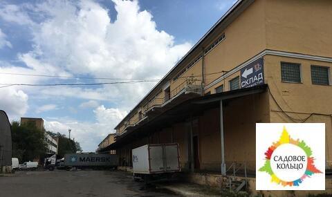 Под склад, капитальное строние, холодн, выс. потолка: 6 м, огорож. /о - Фото 2