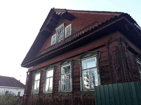 Продаётся дом 60 кв.м. на участке 6 соток в г. Кимры по ул. Троицкая - Фото 2