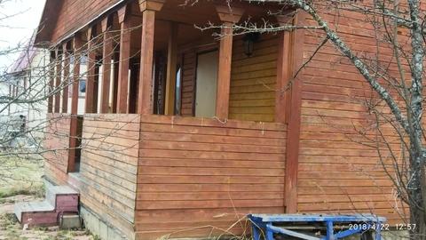 Дом 75 кв.м СНТ Флора , д Богдановка. Чеховский район - Фото 3