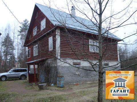 Продажа дом в пос Пальцево на уч. 20 соток - Фото 1