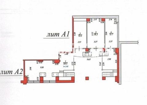Помещение 380 кв.м. на 1 этаже, Революции 24 - Фото 5