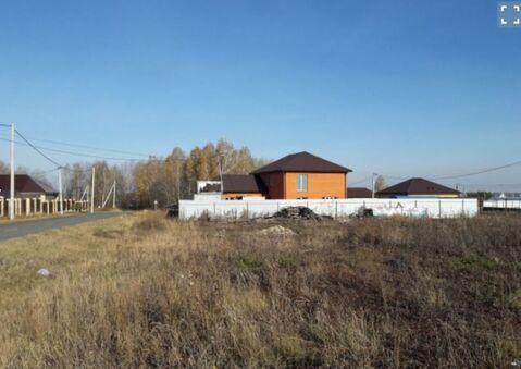Продажа участка, Насекина, Тюменский район - Фото 1