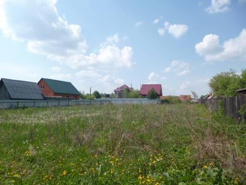 Продается земельный участок, Заокский, 12 сот - Фото 3