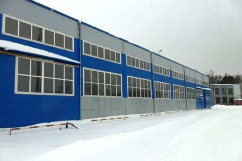 Продажа производственно-складского комплекса 7000 м2 в Ногинске - Фото 1