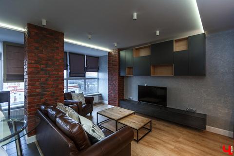 Квартира студия на ул.Мира дом 2 - Фото 2