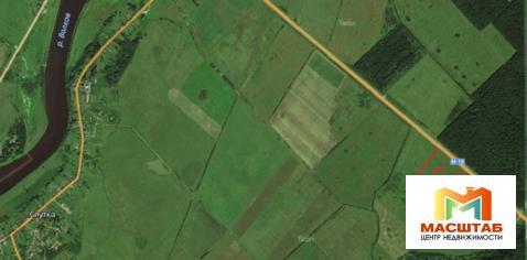 Продается участок промышленного назначения 13 Га на 181 км трассы м10 . - Фото 4