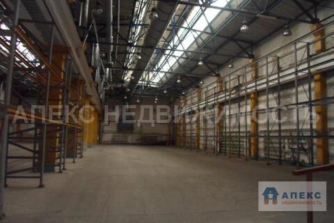 Аренда помещения пл. 2900 м2 под производство, склад Климовск . - Фото 4