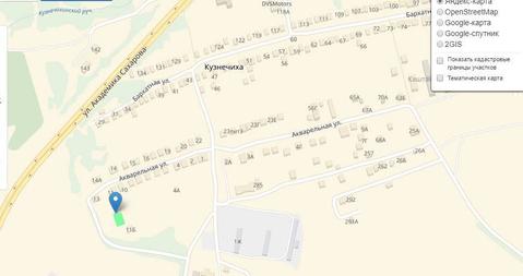 Продажа участка, Нижний Новгород, Кузнечиха д. - Фото 1