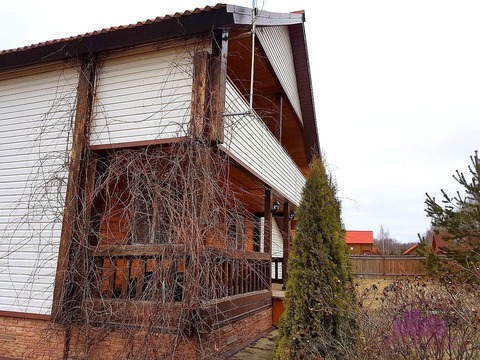 Продается дом 125 кв.м, д.Гидеево, Владимирская.обл, ДПК Раздолье - Фото 3