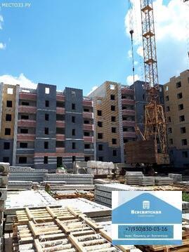 Продается 2-комнатная квартира в новом доме на ул. Верхняя Дуброва - Фото 1