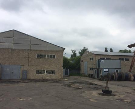 Продажа производственной базы Домодедово 3750 м2 - Фото 5