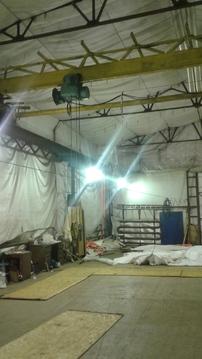 Сдаётся производственно-складское помещение 330 м2 - Фото 2