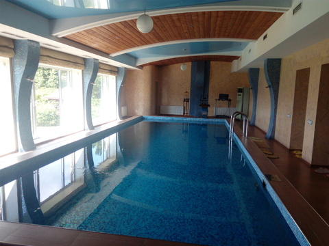 Сдаётся коттедж в Обннске 400м.кв с бассейном - Фото 5