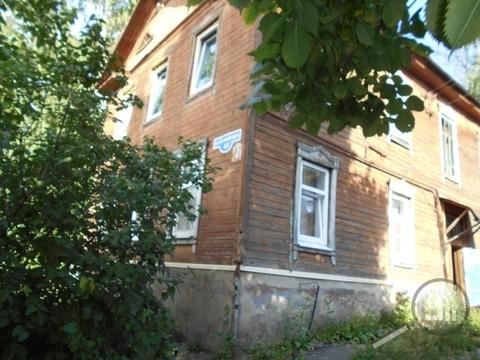 Продаются две комнаты с ок, ул. Ключевского - Фото 1