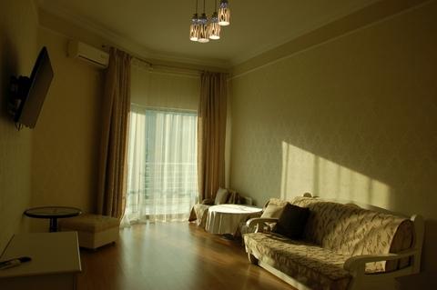 2-комнатные апартаменты в Ялте, новый дом, 50 метров до моря - Фото 2