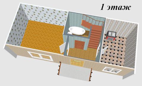 Таунхаус, 3 комнаты совсем недорого - Фото 3