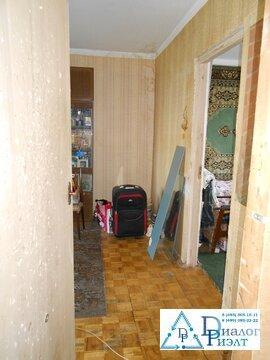 Трехкомнатная квартира в г. Дзержинский с отличной планировкой - Фото 4
