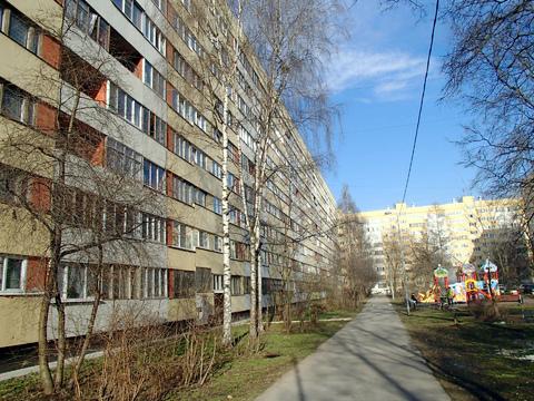 4-к квартира возле метро Ленинский пр. - Фото 2