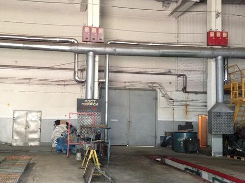Продам производственно-складской комплекс 4768 кв.м. - Фото 5